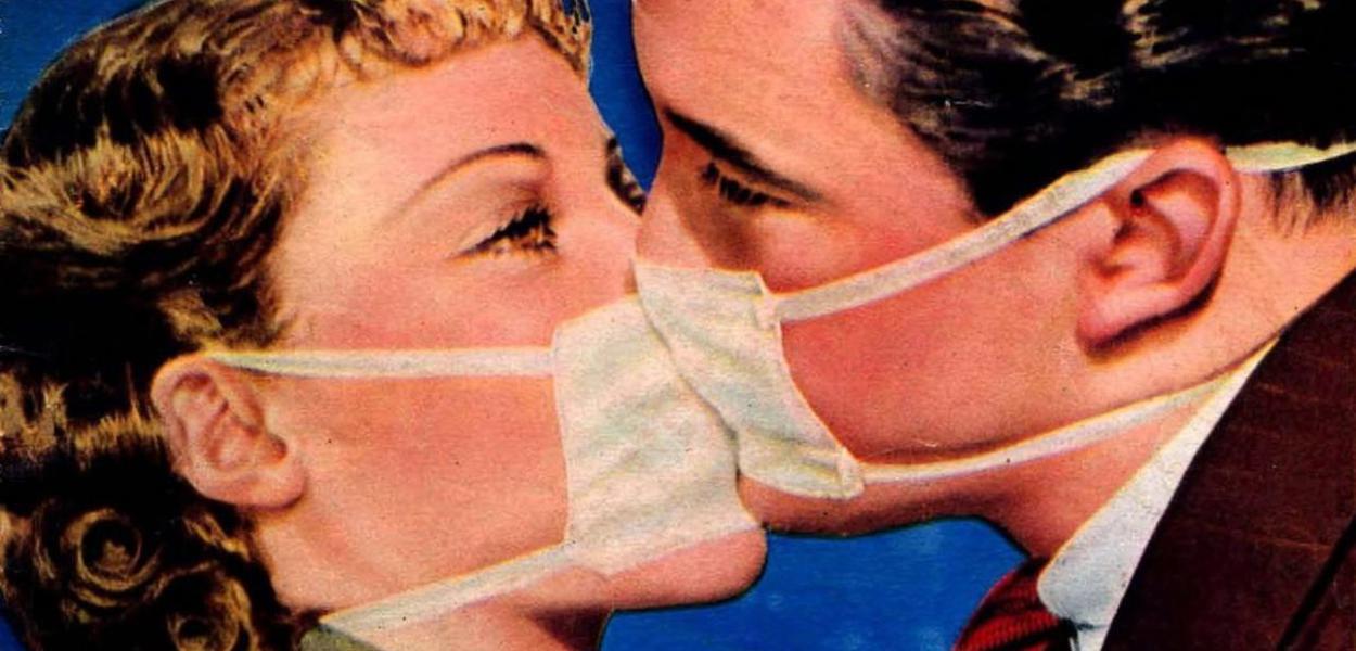 Detalhe da capa da revista Look, de agosto de 1937