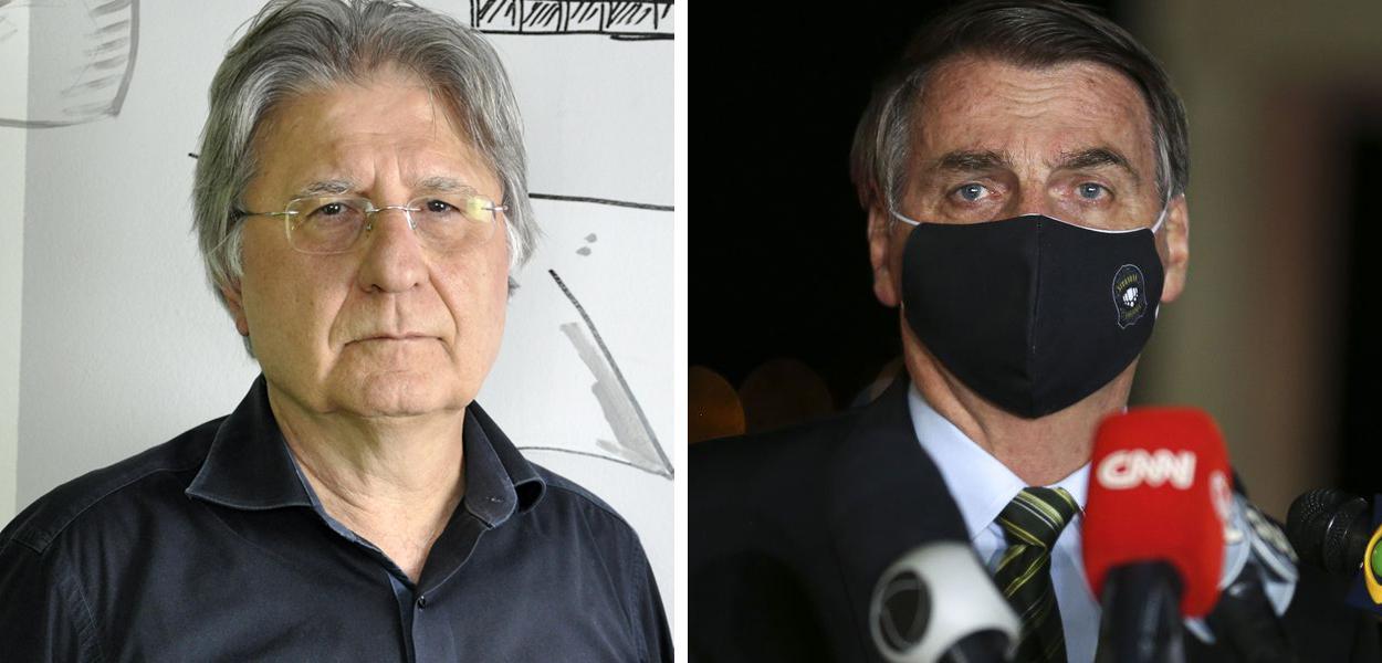 Armando Boito Jr. e Jair Bolsonaro