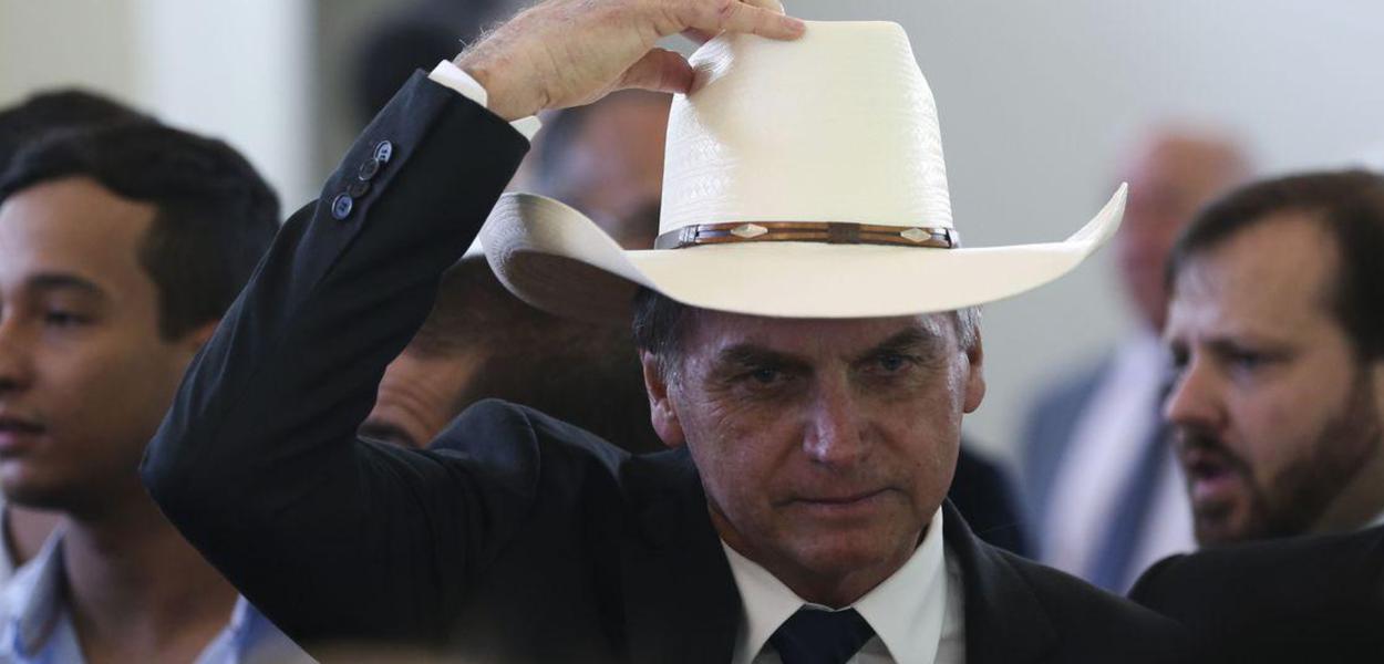 Jair Bolsonaro (Foto: José Cruz/Agência Brasil)