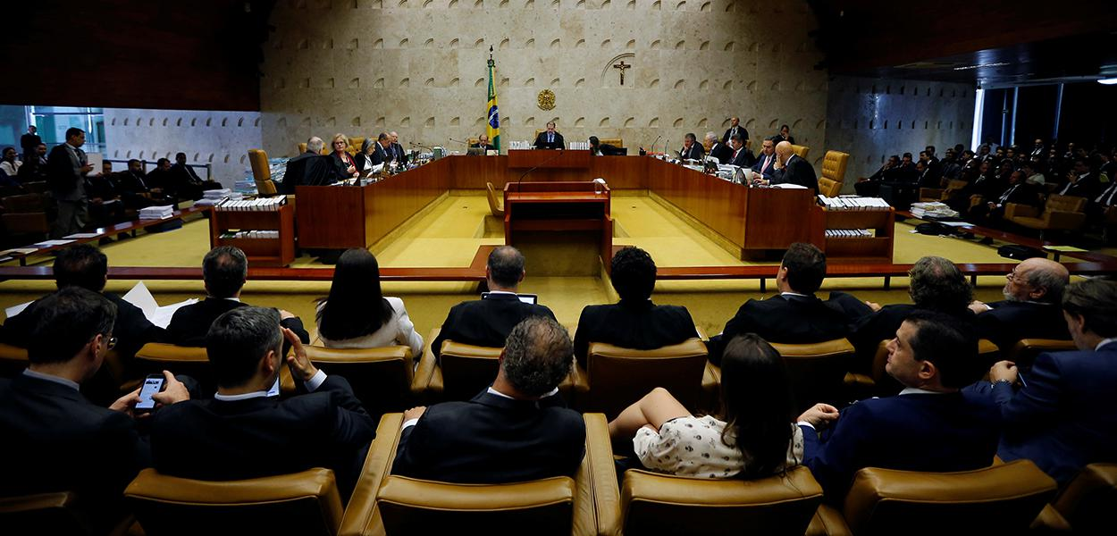 Plenário do Supremo Tribunal Federal 17/10/2019