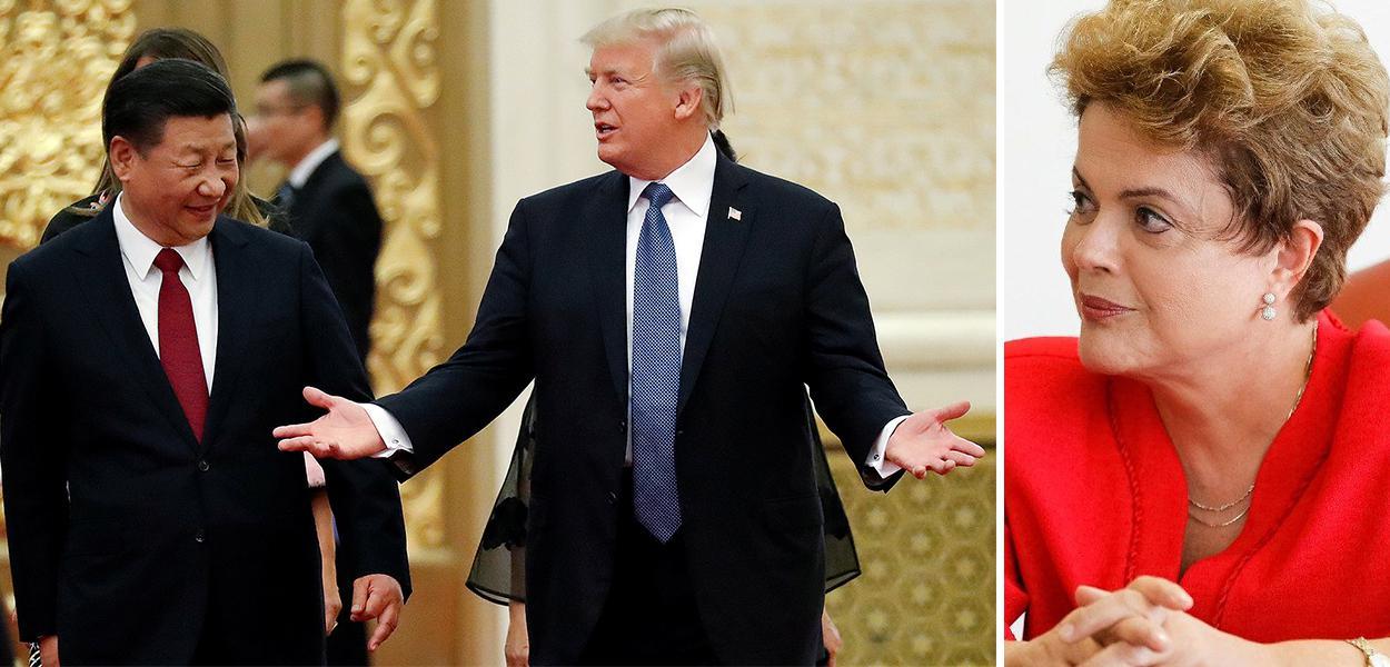 Dilma: o grande erro dos Estados Unidos é achar que é possível deter a China