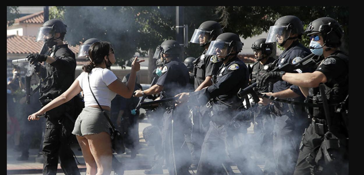 EUA preparam reação militar contra rebelião popular - Brasil 247