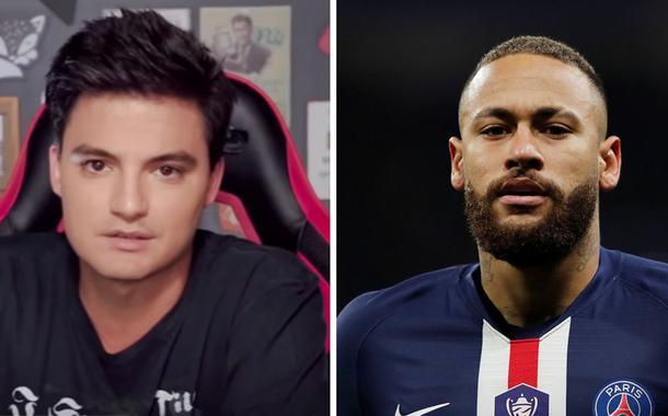 Felipe Neto e Neymar