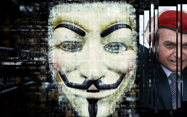 Anonymous e Bolsonaro