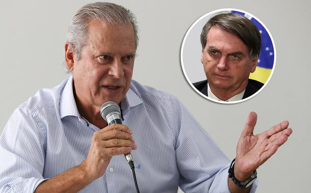 José Dirceu: arma mais poderosa de Bolsonaro é o medo