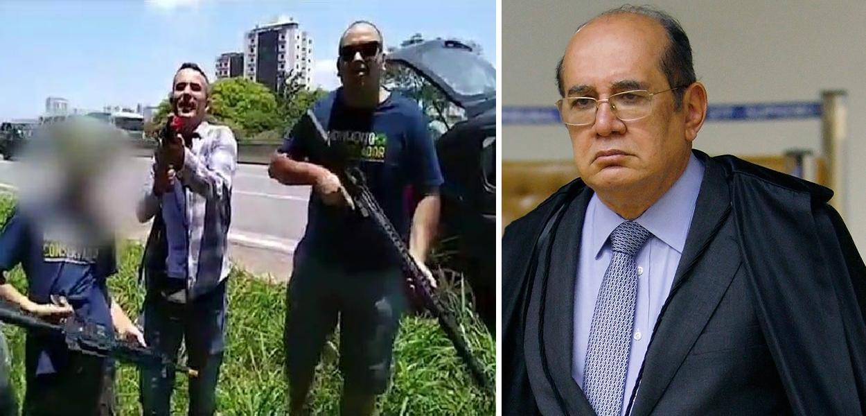 Bolsonaristas, Gilmar Mendes