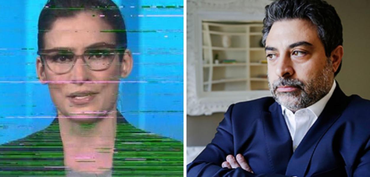 Jornal Nacional e Tacla Duran