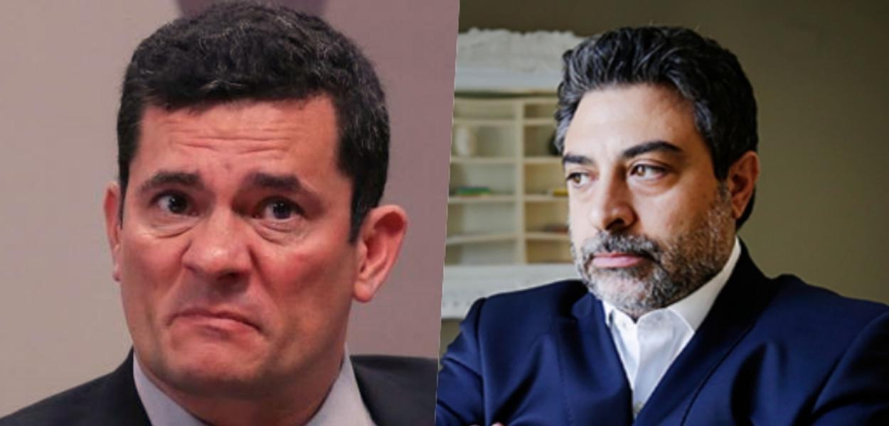 Sergio Moro e Tacla Duran