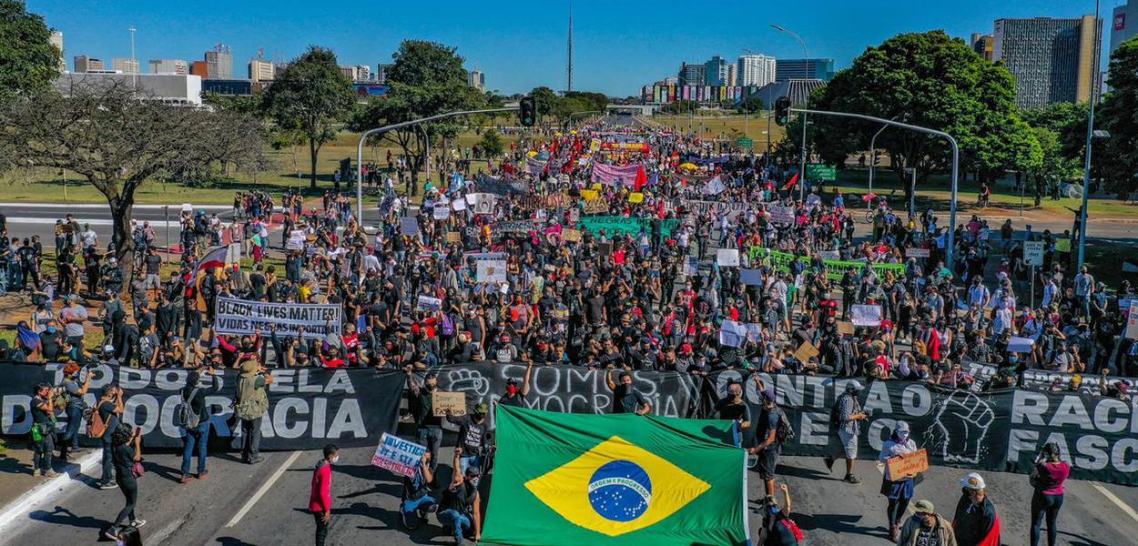 Brasília 7 de junho 2020