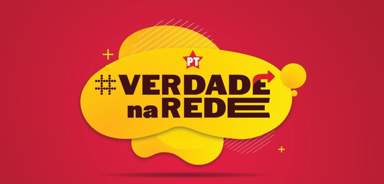 """Plataforma """"Verdade na Rede"""""""