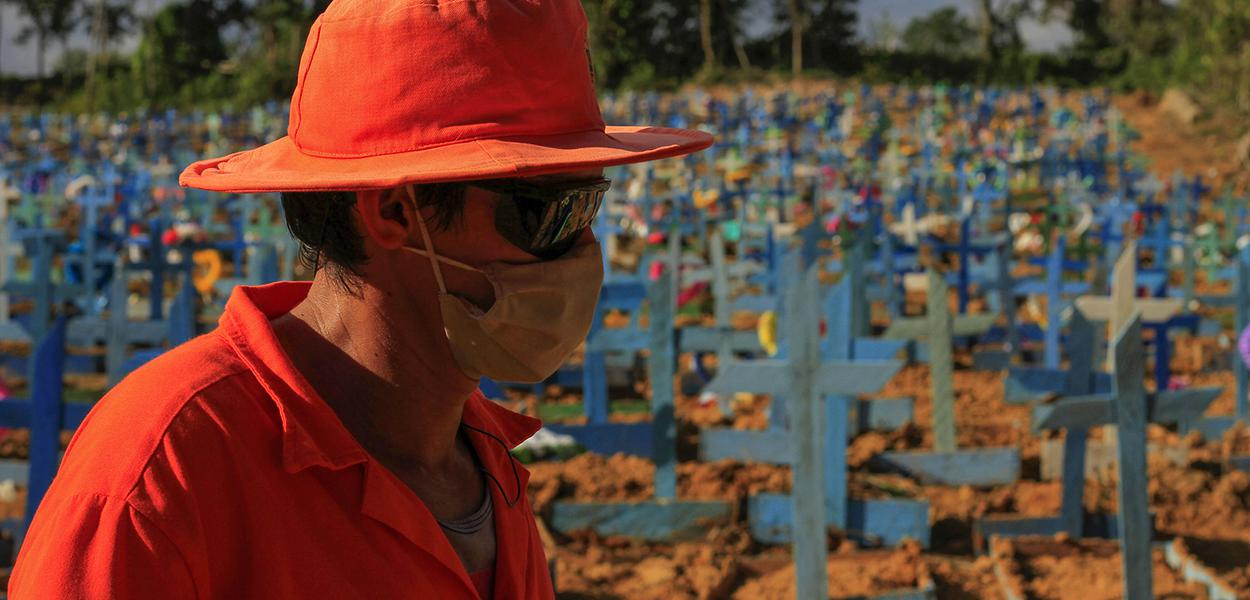 Cemitério Nossa Senhora Aparecida – Manaus