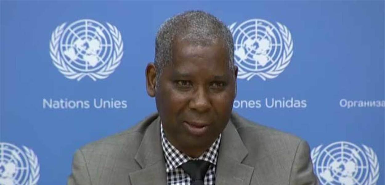 Tijjani Muhammad-Bande, presidente da Assembleia Geral da ONU