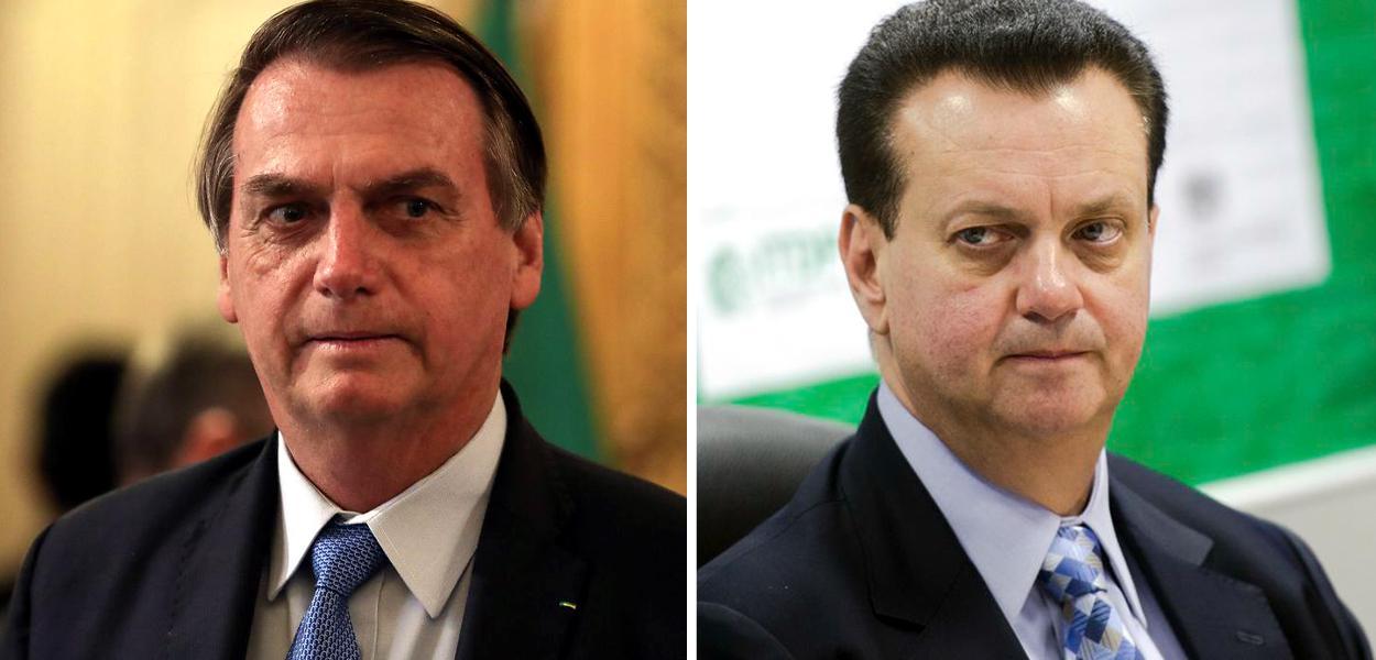 Jair Bolsonaro / Gilberto Kassab