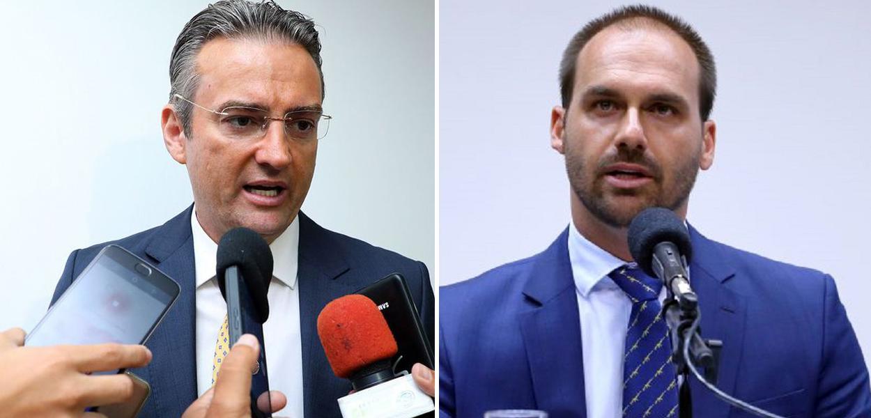 Rolando de Souza / Eduardo Bolsonaro
