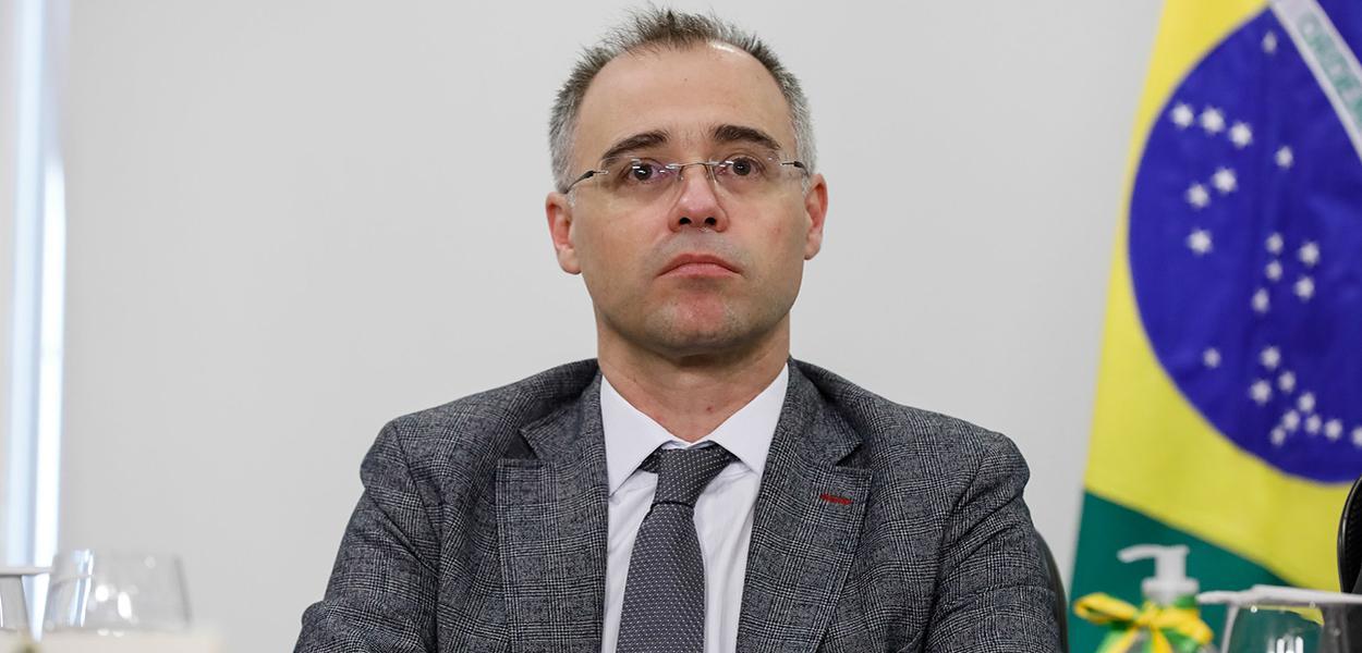 Ministro da Justiça, André Mendonça