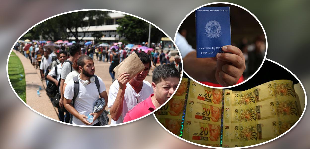 FMI alerta para a necessidade de agilidade em vacinação para países, como o Brasil, terem recuperação econômica