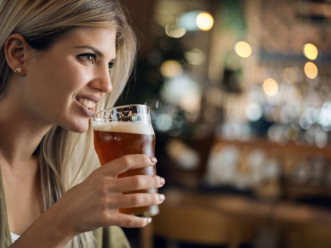 Beber é comportamento social