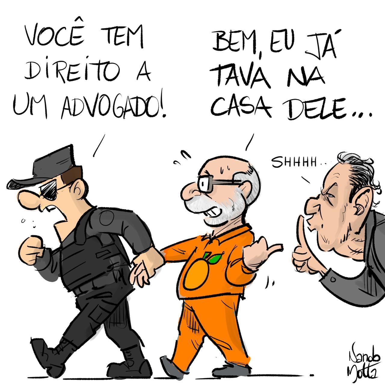 O esconderijo de Queiroz - Nando Motta - Brasil 247