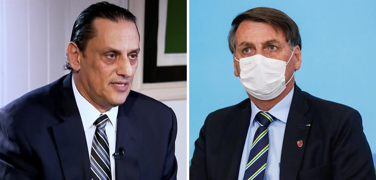 Wassef reclama de Bolsonaro num primeiro indício de delação ...