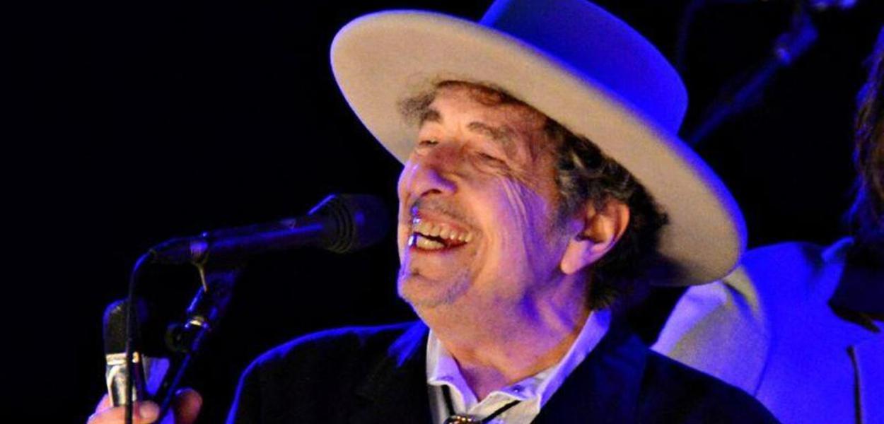 Cantor Bob Dylan se apresenta no The Hop Festival 30/06/2012