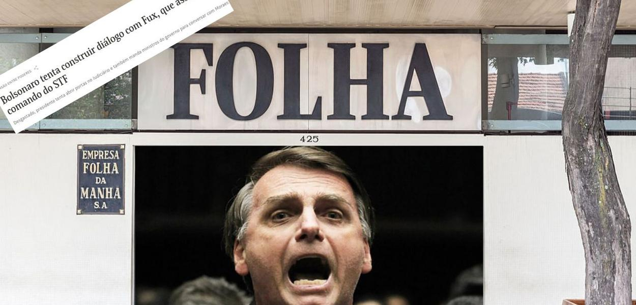 Folha e Bolsonaro