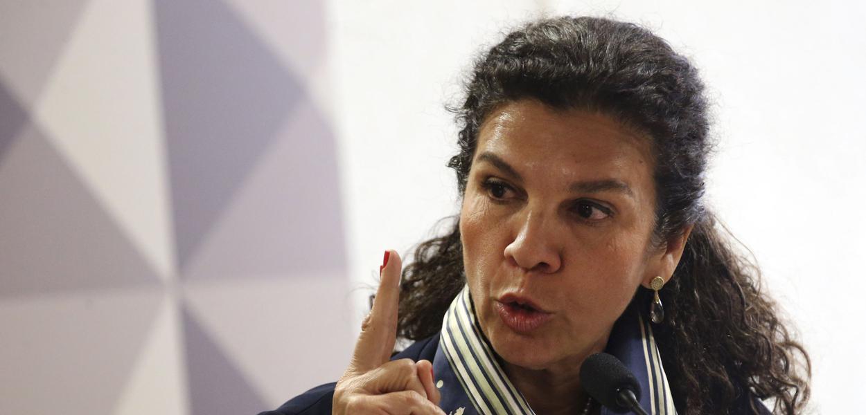 Ex-presidente da Caixa Econômica Federal Maria Fernanda Ramos Coelho