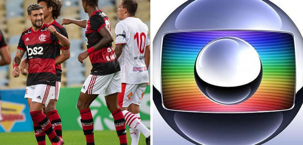 Flamengo X Globo