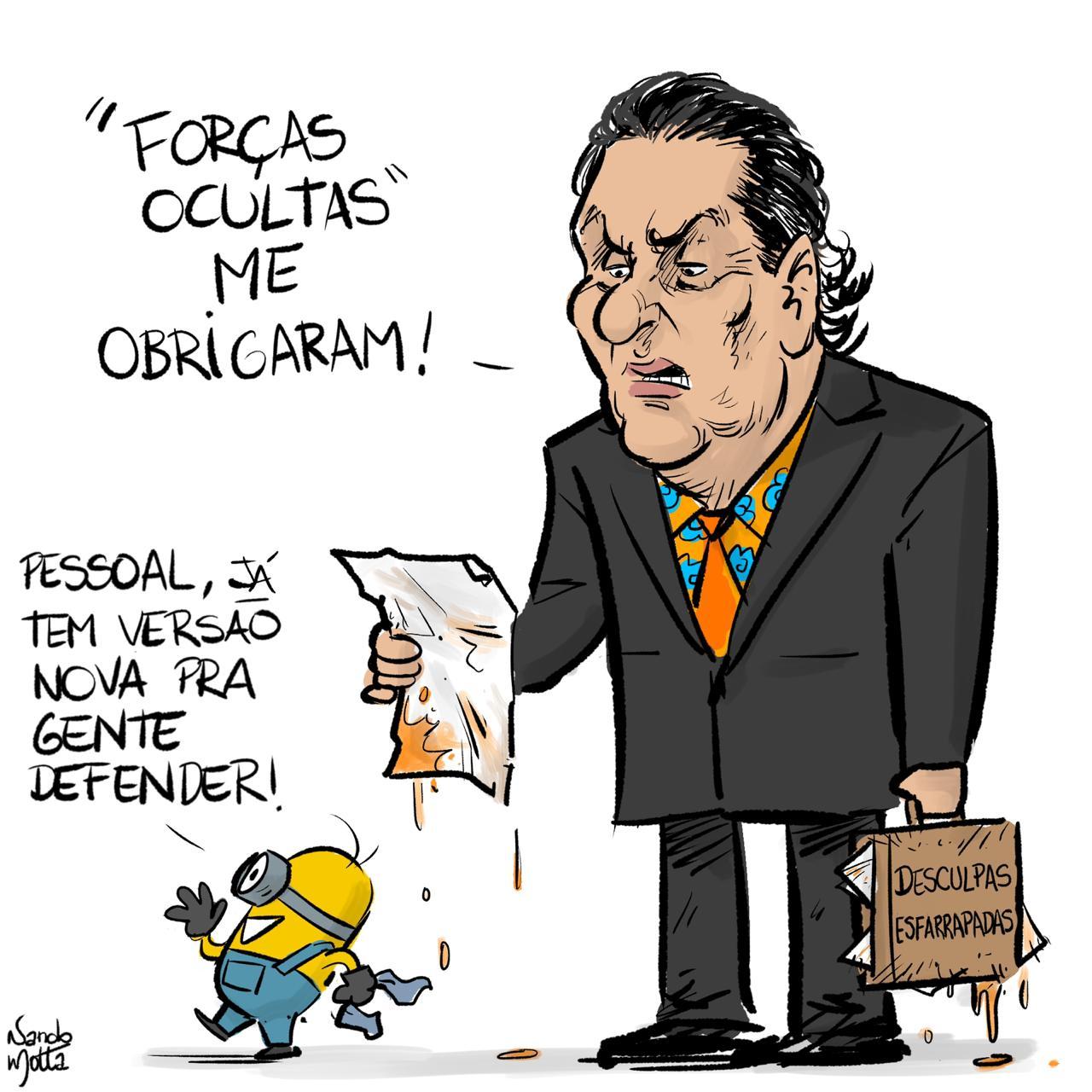 TRIBUNA DA INTERNET | Wassef pagou R$ 276 mil a advogado que defendeu  Bolsonaro em ações no STF, diz o Coaf