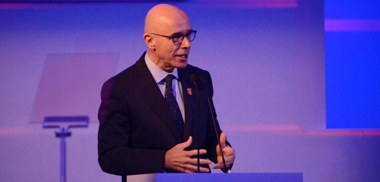 Sérgio Rial, presidente do Santander