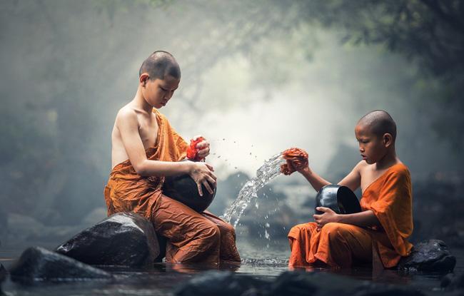 Diálogo budista