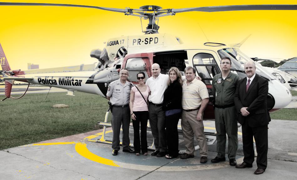 helicoptero lava jato