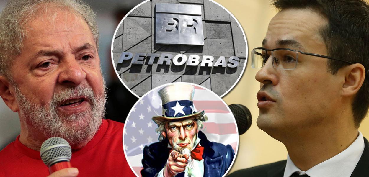 Lula quer acesso a acordo entre Lava Jato, EUA e Petrobras