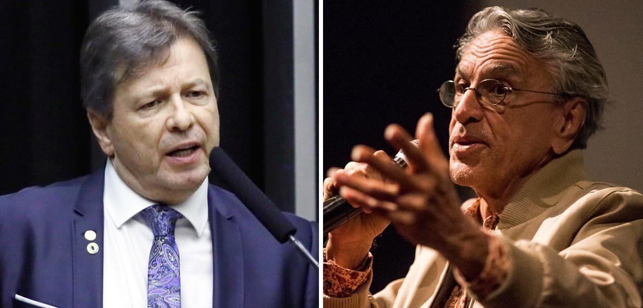 Bibo Nunes e Caetano Veloso