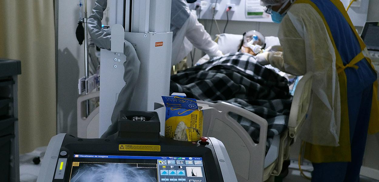 Brasil tem mais de 1,6 milhão de infectados e quase 65 mil mortos por Covid-19