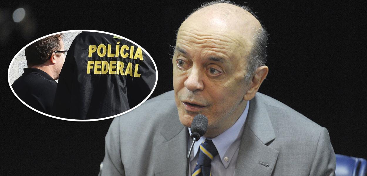 Polícia Federal e José Serra