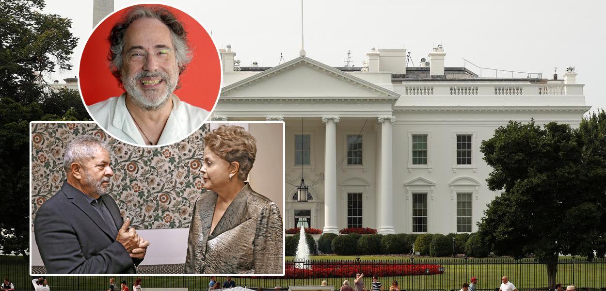 Pepe Escobar, Lula e Dilma Rousseff
