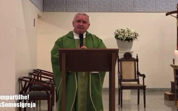 Padre Edson Adélio Tagliaferro