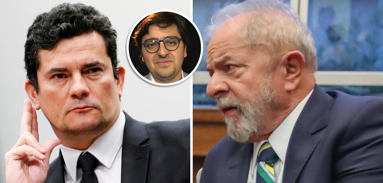 Sérgio Moro, Rafael Valim e Lula