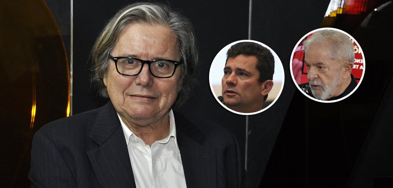 Paulo Moreira Leite, Sérgio Moro e Lula