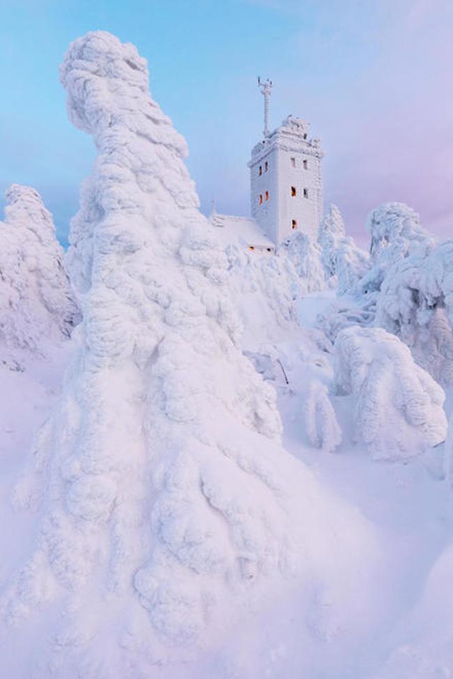 Castelo da Branca de Neve
