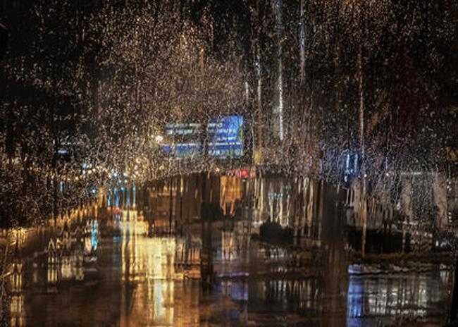 Chuva em Menphis