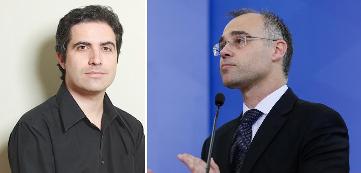 Bernardo Mello Franco e André Mendonça