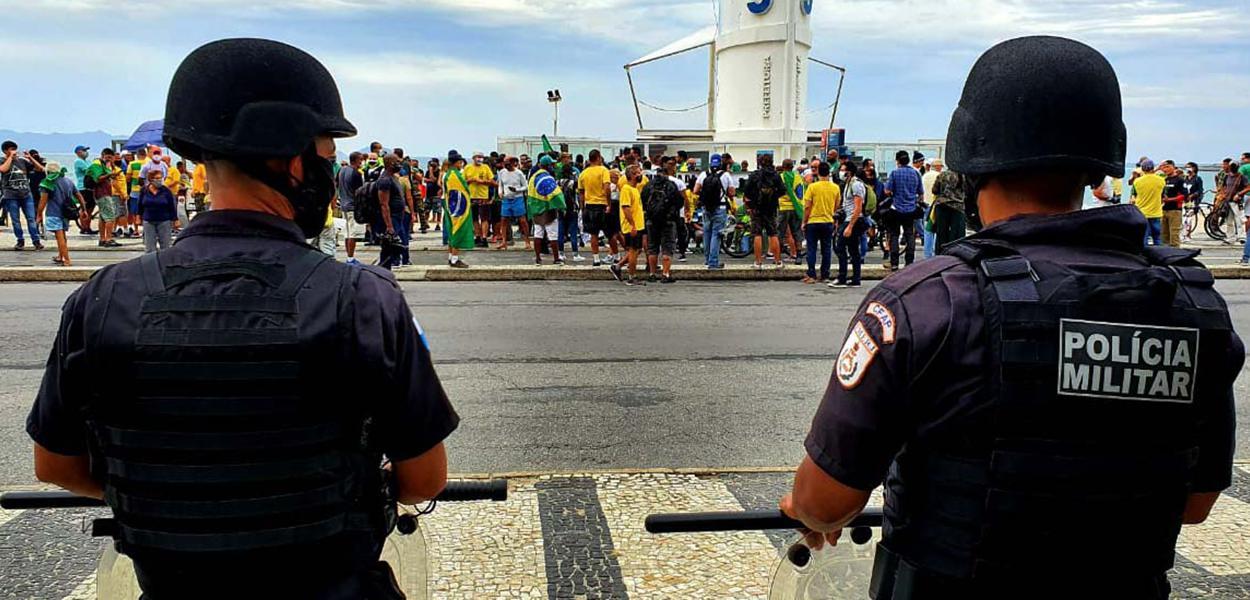 Policiais Militares do Rio de Janeiro