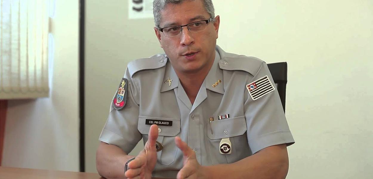 Coronel Glauco Carvalho