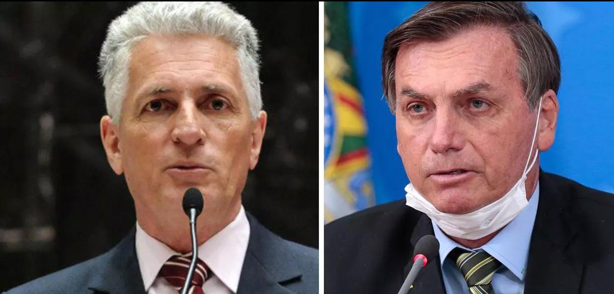 Rogério Correia (PT-MG) / Jair Bolsonaro (sem partido).