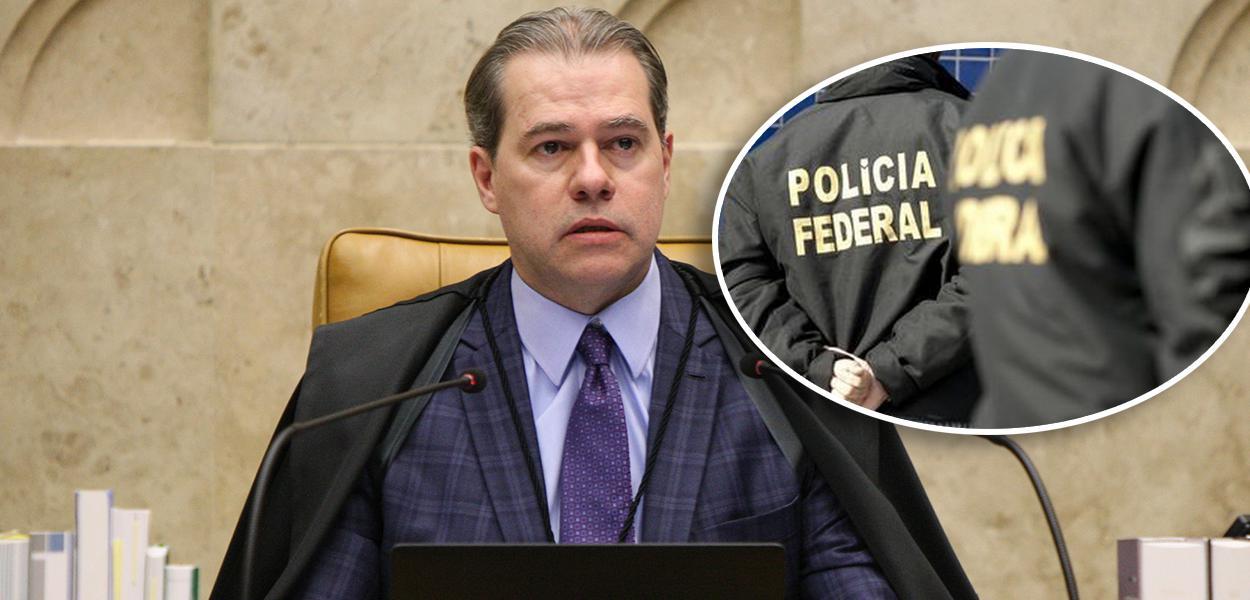 Dias Toffoli e Polícia Federal