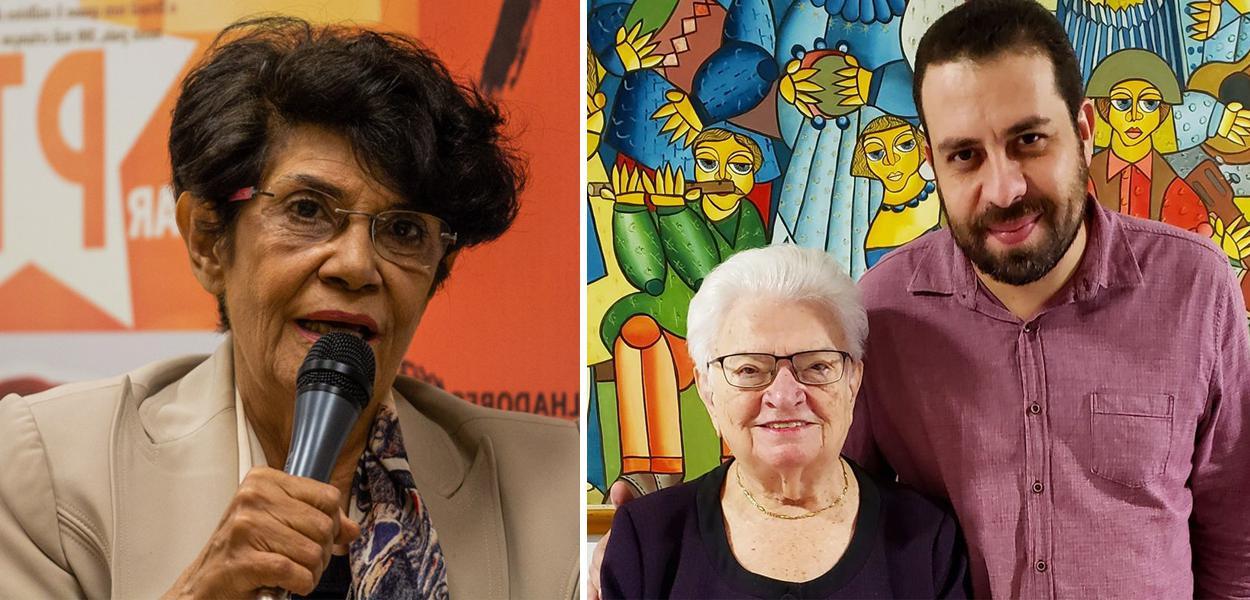 Marilena Chauí declara apoio a Boulos e Erundina: 'SP precisa da coragem do jovem e da experiência da mulher' – Brasil 247