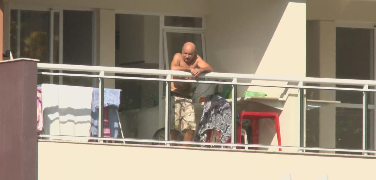 Fabrício Queiroz em prisão domiciliar