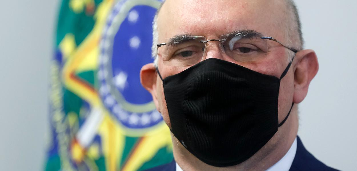 (Brasília - DF, 16/07/2020) Solenidade de Posse do senhor Milton Ribeiro, Ministro de Estado da Educação (videoconferência).