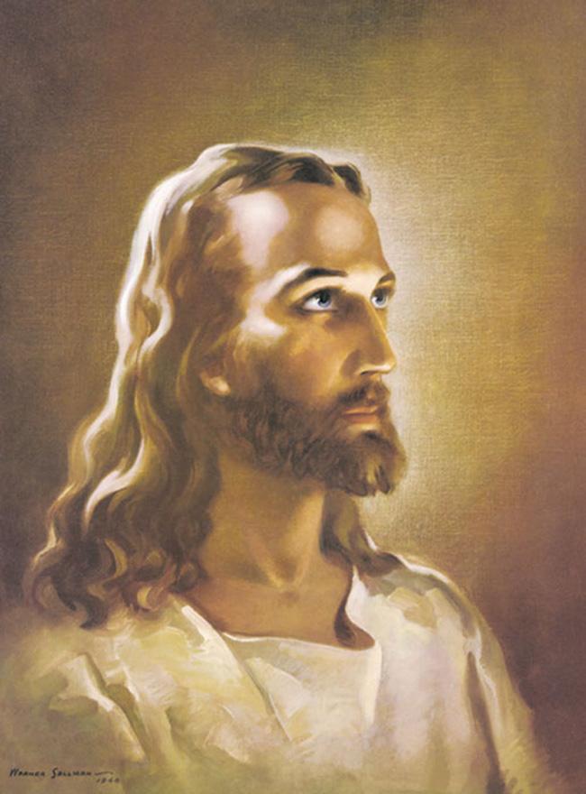 Jesus de Sallman